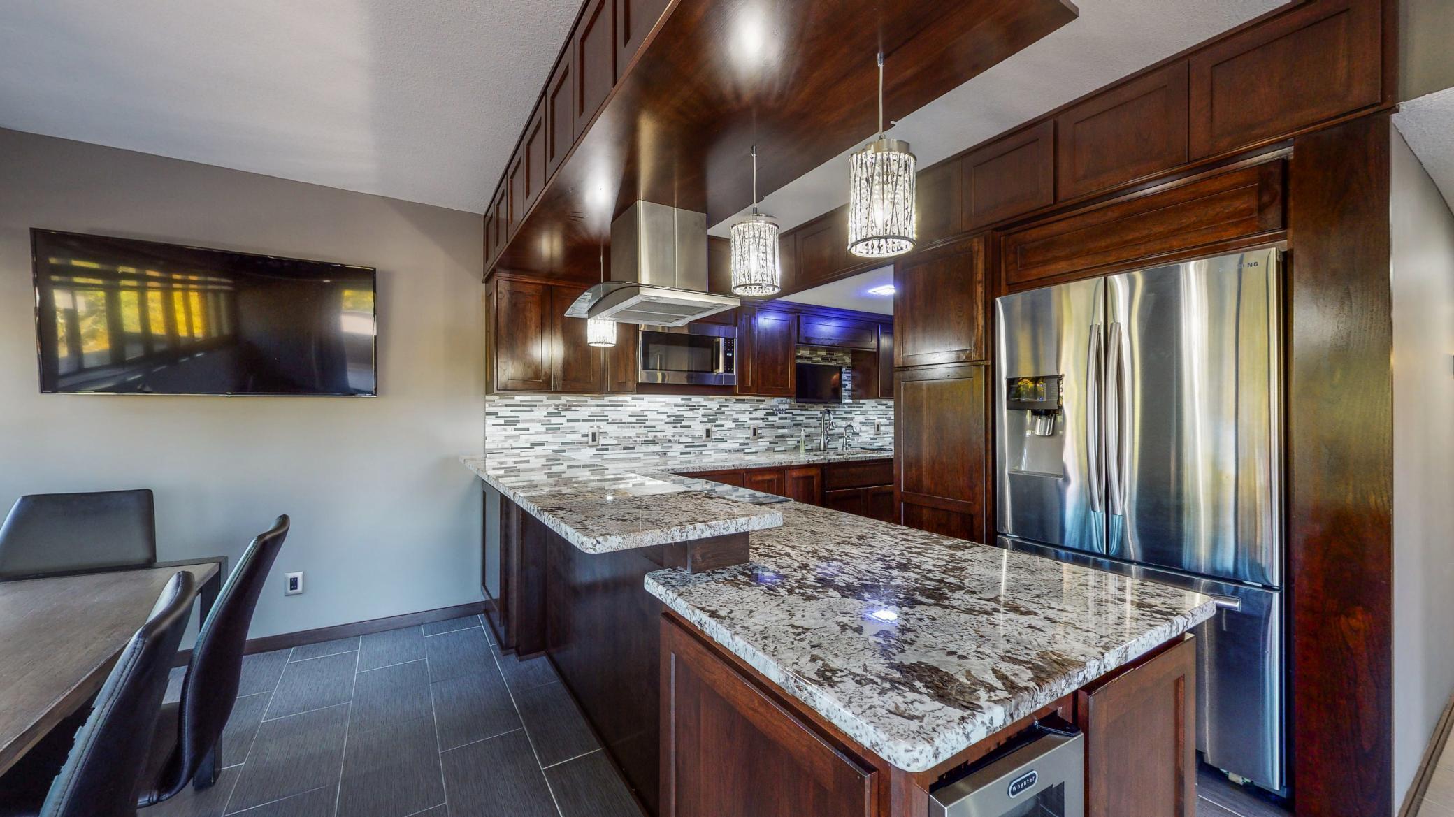 Beautiful custom Kitchen-
